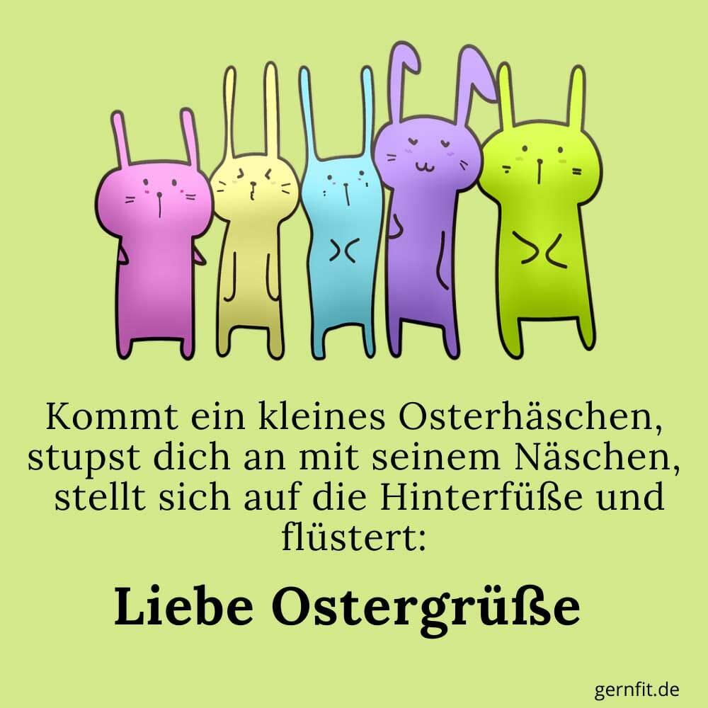 Whatsapp Ostergrüße gratis downloaden Motiv 8