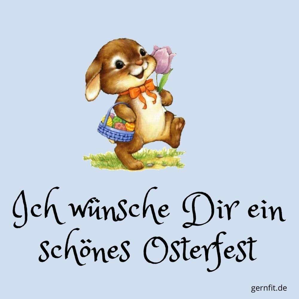 Whatsapp Ostergrüße gratis downloaden Motiv 1
